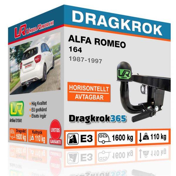 alfa romeo dragkrok www.dragkrok365.se
