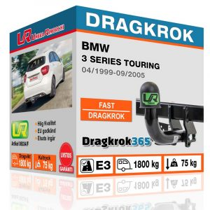 dragkrok 3 serien touring dragkrok