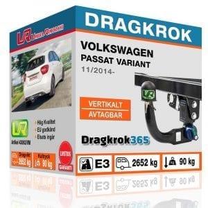 dragkrok passat dragkrok365.se