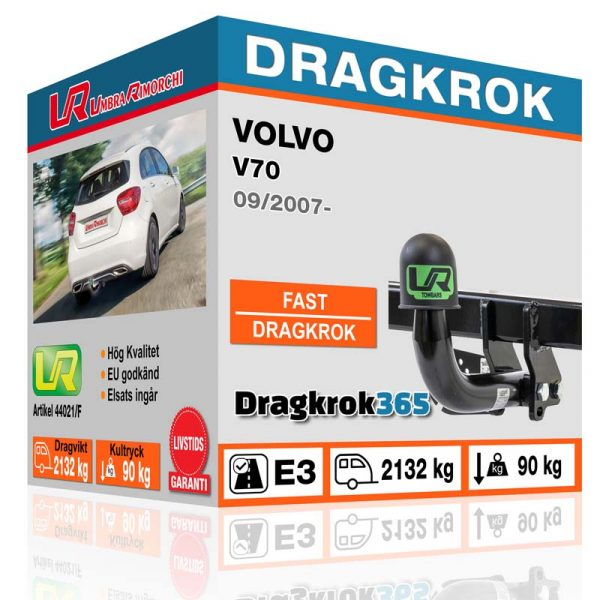 dragkrok v70 handla hos dragkrok365.se